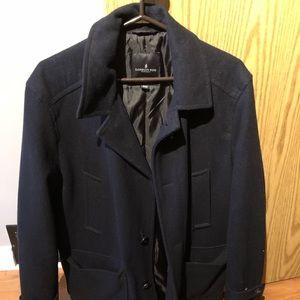 Men's Pea Coat - Good Condition